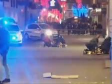 Terreuraanslag in Straatsburg: twee doden en elf gewonden, klopjacht op dader