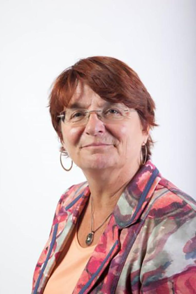 Liesbeth Verheggen. Beeld -