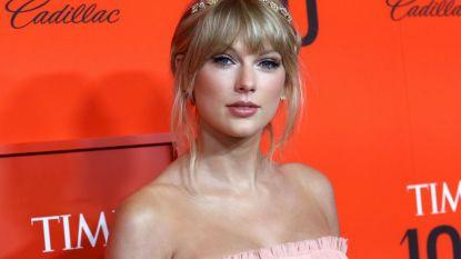 """Taylor Swift heeft er spijt van dat ze Joe Jonas zwartmaakte op live-tv: """"Het was tienergedoe. We lachen er nu om"""""""
