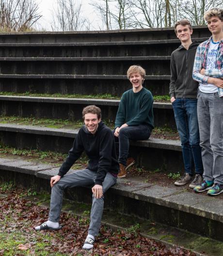 Docu over Democratische School De Ruimte in Soest: 'Je kunt hier alles doen wat je wilt'