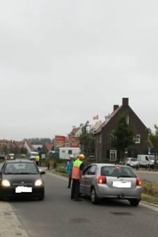 Hardrijders toegesproken bij schoolzone Brandevoort