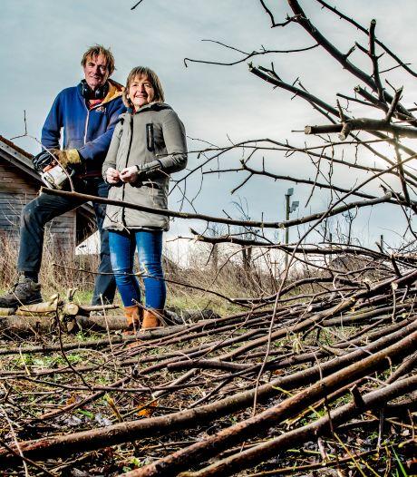 Agnes en Harrie leven van de natuur in Raalte: 'We hebben maar één container restafval per jaar'
