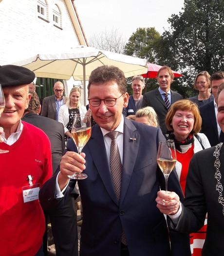 Wijnboer Freek droomt van meer goud met wijncentrum