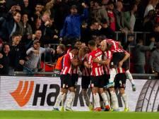 PSV maakt veel jonge supporters blij met open training, drukte op De Herdgang