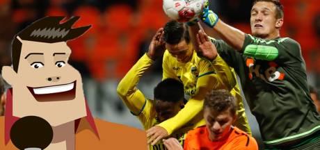 Quiz | Voor welke eerste divisieclub speelde Johan Derksen de meeste wedstrijden?