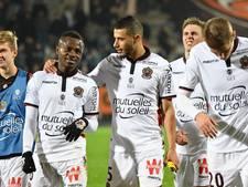 Invaller Le Bihan houdt Nice in spoor Monaco