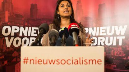 Jinnih Beels kopvrouw voor sp.a in Antwerpen, maar ze koopt voorlopig geen partijkaart
