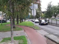 Aanschuiven richting Roosendaalse binnenstad
