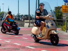 Utrechtse scooterrijder loopt nog niet warm voor elektrische variant