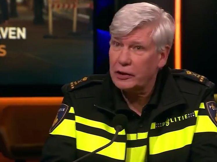 Korpschef over handhaven avondklok: 'Tijd van waarschuwen is voorbij'