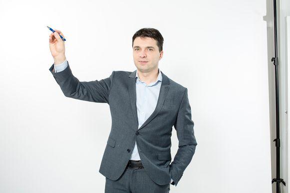 Michaël Van Droogenbroeck.