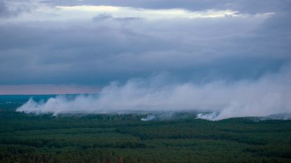 Zware bosbrand in Duitsland na ruim een week grotendeels geblust