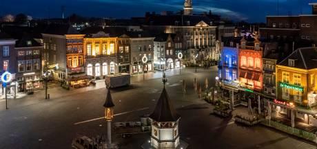 Een leeg hotel in een lege stad: 'Maar je moet positief blijven'