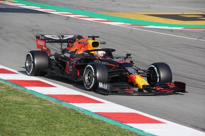 LIVE   Red Bull probeert technische problemen op te lossen in ochtendsessie