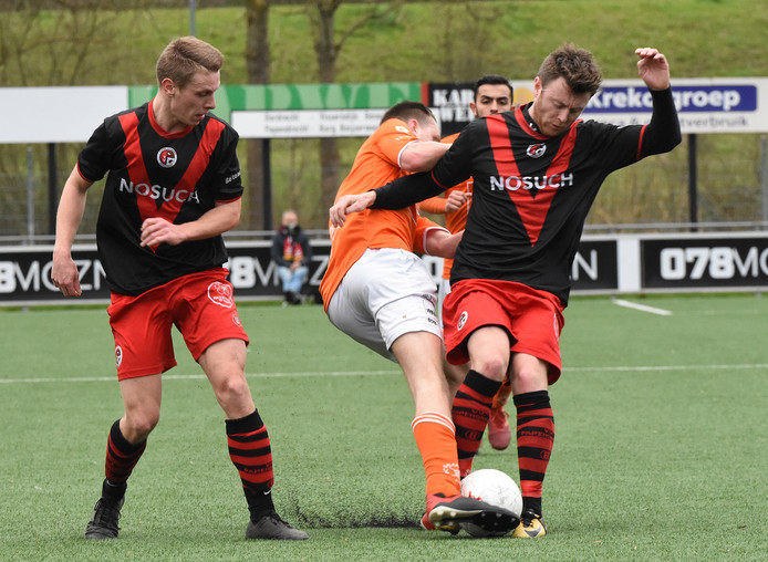 Oranje Wit moet zich zorgen gaan maken na de nederlaag tegen Papendrecht.