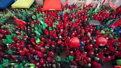 Vakbonden gaan op 16 mei samen betogen tegen pensioenbeleid
