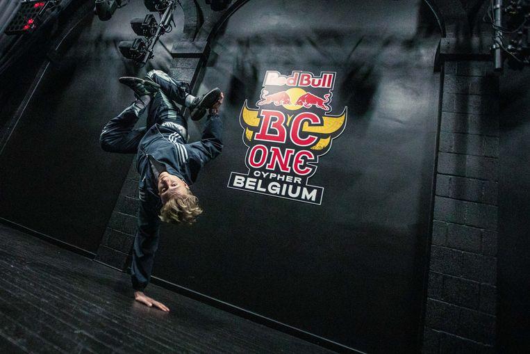 Jordi is één van de vier Gentse breakdancers die mag deelnemen aan het BK.