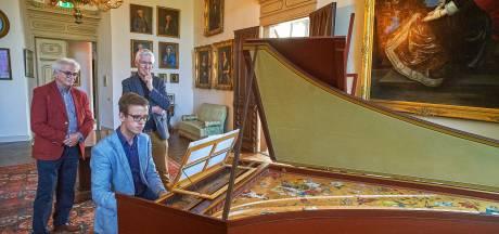 Klavecinist Niels de Klerk (22) wil toehoorders met Bach en Couperin begeesteren