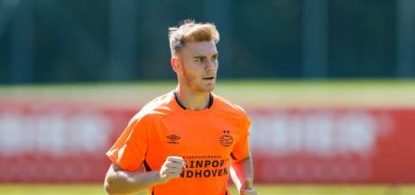 Lato maakt debuut bij PSV in duel met VfL Wolfsburg