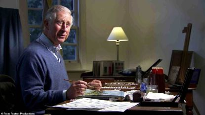 "Prins William over zijn vader Charles: ""Geloof me, die man stopt nooit"""