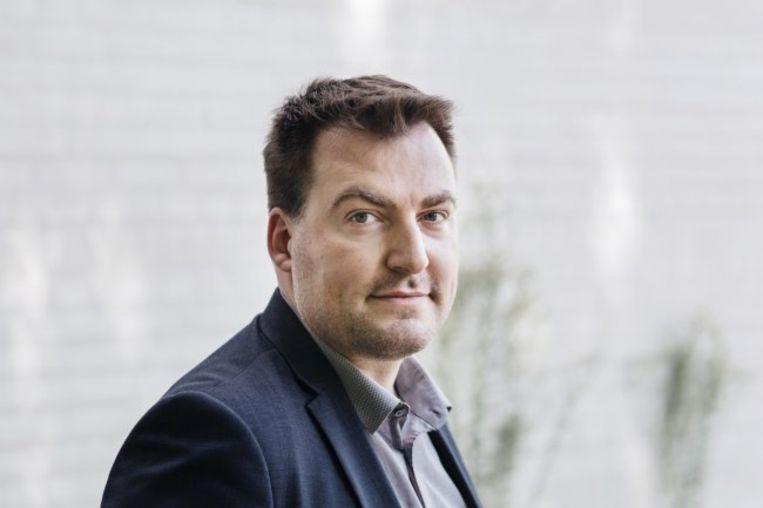 Christophe Busch is directeur van het museum Kazerne Dossin.