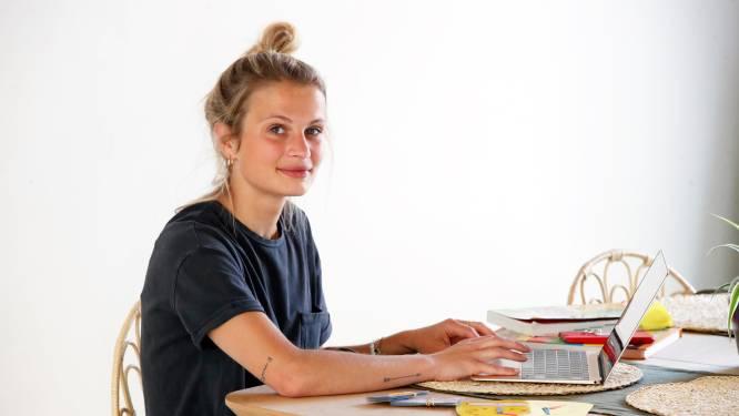 """De week van Julie Houtman: """"Van twee inkomens naar één. Bij de eerste rekening viel er een steen op mijn hoofd"""""""