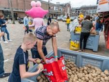 SP: 'Waarom betaalt regio niet mee aan centrum tegen voedselverspilling?'