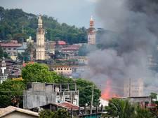 Filipijns leger pakt macht over bezette stad terug: 100 doden