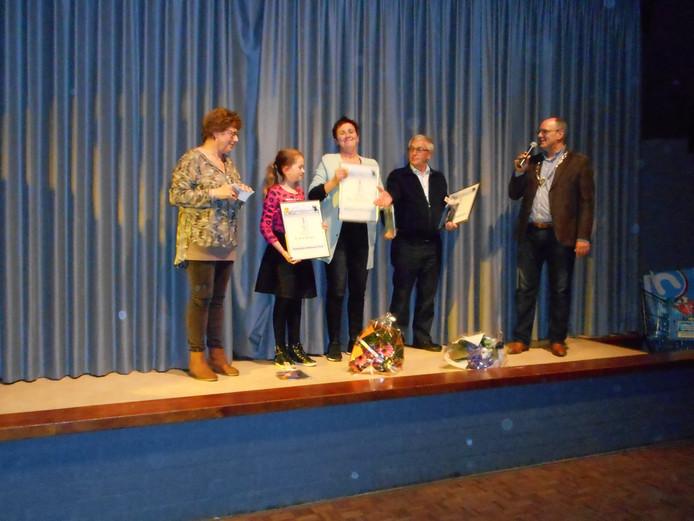 Mieke van Helvoirt is uitgeroepen tot Hedelnaar van het jaar.