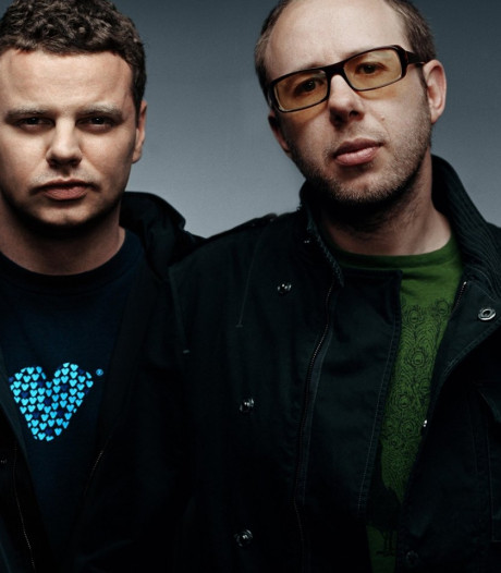 Chemical Brothers naar We Are Electric