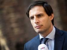 Als Omtzigt lijsttrekker CDA wordt, wil Hoekstra wel minister worden of zelfs premier