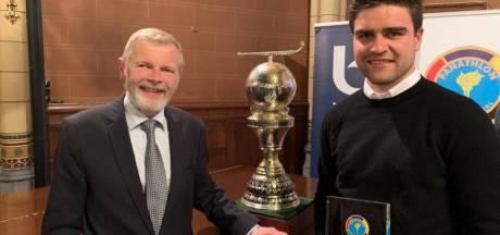 Unief kroont hockeyspeler Arthur De Sloover tot Sportpersoonlijkheid 2018