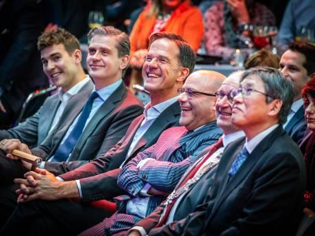 Mark Rutte na bezoek aan Drechtsteden: 'Ik ben een fan van jullie'