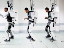 Un patient tétraplégique parvient à marcher grâce à un exosquelette