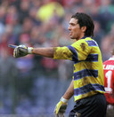 Gianluigi Buffon bij Parma.