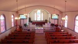 Amerikaan schiet per ongeluk zichzelf en zijn vrouw neer tijdens kerkdiscussie over wapenveiligheid