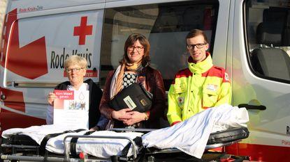 Rode Kruis Zele mag 90 kaarsjes uitblazen... en dat wordt gevierd