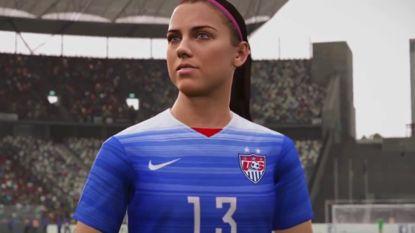 Eindelijk: FIFA 16 komt met vrouwenteams