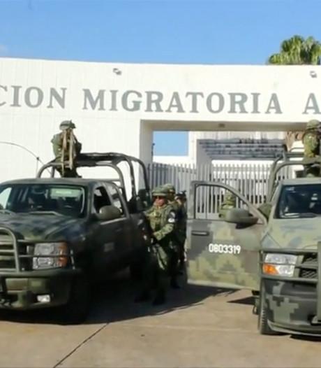 Mexico pakt 791 migranten op, onder wie 368 jonge kinderen
