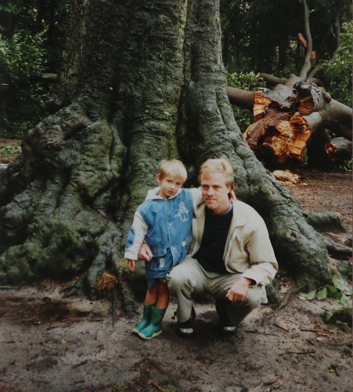 Dikke Bertha in 1990.