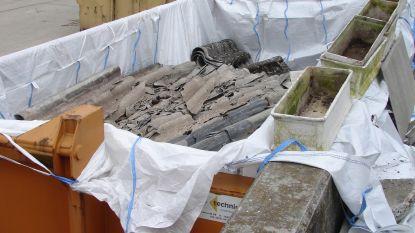 Na de asbestheisa: gevaarlijke stof mag in recyclageparken Incovo en Interza alleen verpakt aangeleverd worden