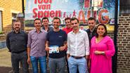 Kersverse vzw Spaen organiseert stratenloop voor goede doel