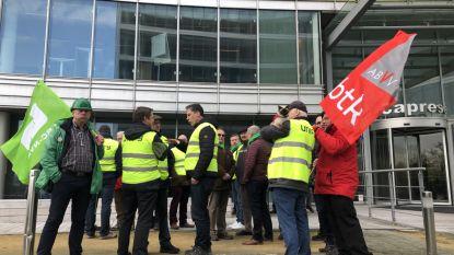 Vakbonden wachten nog op telefoontje Atos
