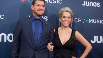 Michael Bublé voor de derde keer vader geworden