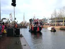 6.000 mensen bij intocht Sinterklaas in Almelose haven