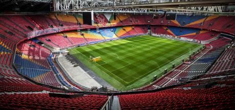 Grasmat Johan Cruijff Arena gewild