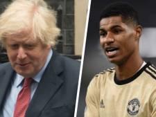 Quand un footballeur fait plier Boris Johnson au sujet des enfants défavorisés