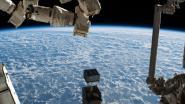 Eén Amerikaanse staatsburger bevindt zich momenteel in de ruimte, maar ook zij mag stemmen