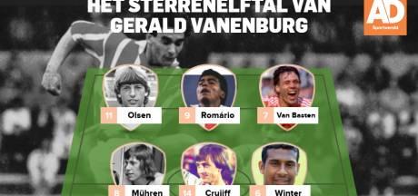 Dit is het sterrenelftal van... Gerald Vanenburg