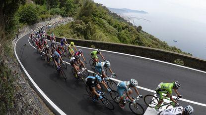 HERBELEEF dolle 11de rit Giro